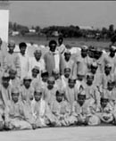 A group of Vedic Pandits